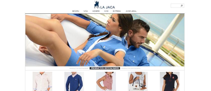 Diseño web La jaca