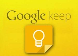 google-keep-01 tu expertoapps