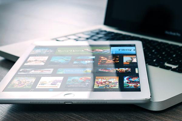pantalla netflix marketing online