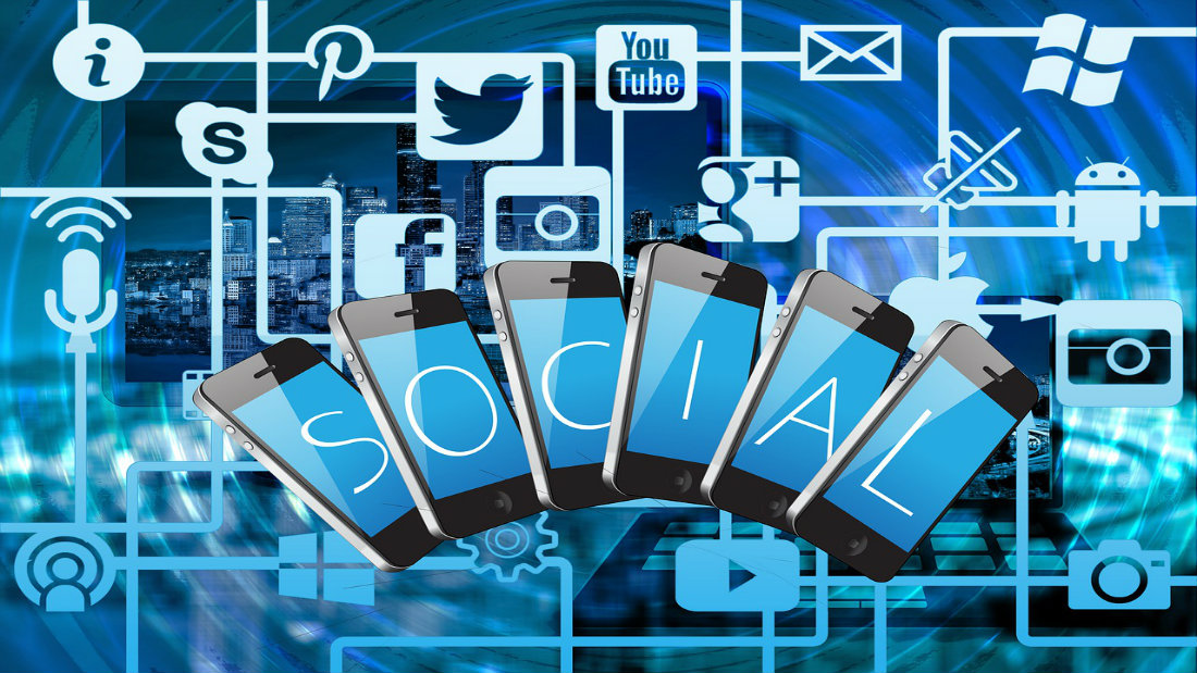 redes sociales marketing online