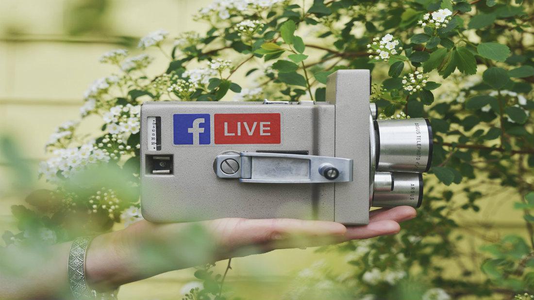 facebook live marketing online sevilla