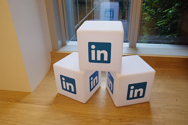 dados linkedin marketing online
