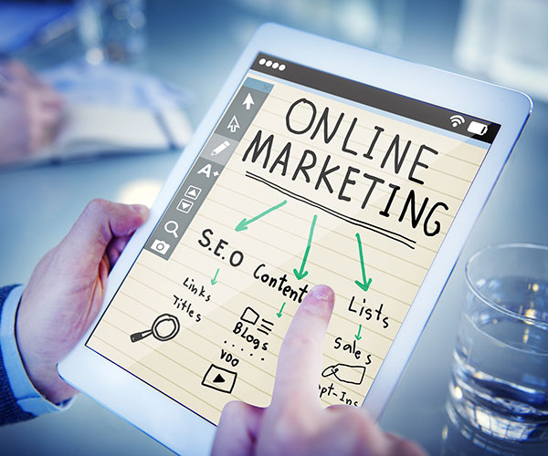 partes marketing online