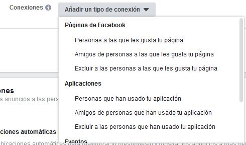 Conexiones Facebook Ads Mediagroup